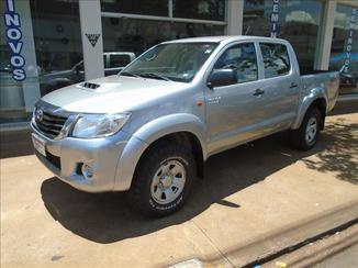 Toyota HILUX 3.0 STD 4X4 CD 16V Turbo Intercooler