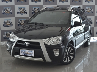 Toyota ETIOS CROSS 1.5 16V FLEX 4P MANUAL