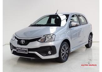 Toyota Etios Platinum 1.5 Flex 16V 4p Aut.
