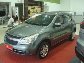 Chevrolet AGILE 1.4 MPFI LTZ 8V