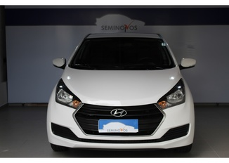 Hyundai Hb20 Comfort 1.6 Manual 4P