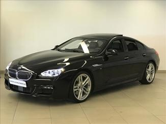 BMW 650I 4.4 M Sport V8 32V Turbo
