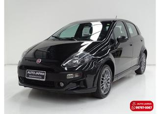 Fiat Punto Blackmotion 1.8 Flex 16V 5P.