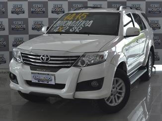 Toyota HILUX SW4 2.7 SR 4X2 16V FLEX 4P AUTOMÁTICO