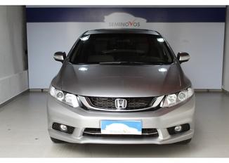 Honda Civic 2.0 Exr 16V Flex 4P Automatico
