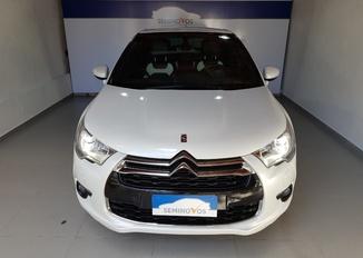 Citroën Ds4 1.6 Mpfi 16V Turbo Intercooler Gasolina 4P Automatico