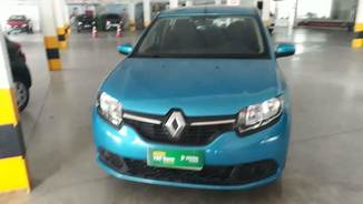 Renault SANDERO 1.6 EXPRESSION 8V FLEX