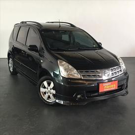 Nissan LIVINA 1.8 SL 16V