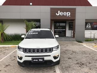 Jeep COMPASS 2.0 16V FLEX LONGITUDE AUTOMATICO