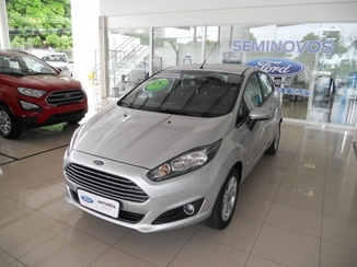 Ford FIESTA 1.6 SE PLUS DIRECT HATCH 16V FLEX 4P POWERSHIFT