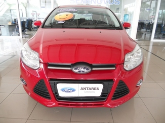 Ford FOCUS 1.6 S HATCH 16V FLEX 4P AUTOMATICO