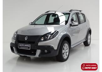 Renault SANDERO STEPWAY Flex 1.6 16V 5p Automático