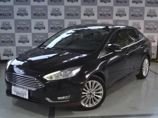 Ford FOCUS 2.0 TITANIUM PLUS FASTBACK 16V FLEX 4P POWERSHIFT