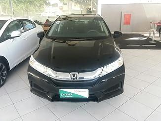 Honda City LX 1.5 CVT (Flex) 2016