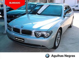 BMW 745I 4.4 Sedan 32V