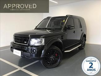 Land Rover DISCOVERY 4 3.0 Black 4X4 V6 24V Bi-turbo