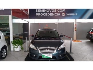 Nissan SENTRA 2.0 S 16V FLEX 4P MANUAL