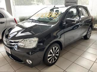 Toyota ETIOS 1.5 PLATINUM 16V FLEX 4P MANUAL