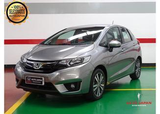 Honda Fit 1.5 16V 5P Aut.