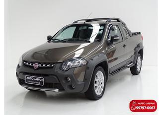 Fiat Strada Adventure 1.8 Locker Flex Ce