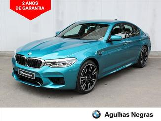 BMW M5 4.4 V8 Twin Power M Steptronic