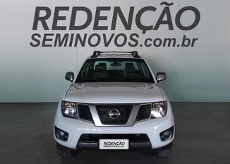 Nissan Frontier Sv Attack 2.5 Tb Diesel