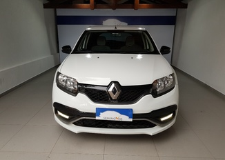 Sandero 2.0 Rs 16V Flex 4P Manual 2017