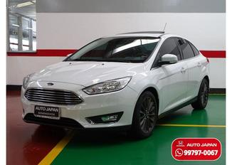 Ford Focus Fastback Tit. 2.0 16V Flex 5P Aut.