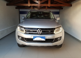 Volkswagen Amarok 2.0 Highline 4X4 Cd 16V Turbo Intercooler Diesel 4P A P