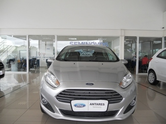 Ford NEW FIESTA SEDAN SE 1.6 16V(125CV)(POWERSHIFT)