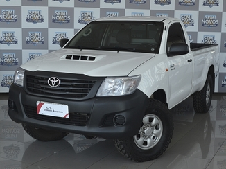 Toyota HILUX 3.0 SR 4X4 CS 16V TURBO INTERCOOLER DIESEL 2P MANUAL