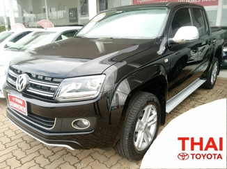 Volkswagen AMAROK 2.0 HIGHLINE ULTIMATE 4X4 CD 16V TURBO INTERCOOLER DIESEL 4P AUTOMATICO