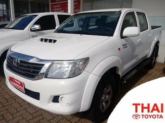 Toyota HILUX 3.0 STD 4X4 CD 16V TURBO INTERCOOLER DIESEL 4P MANUAL