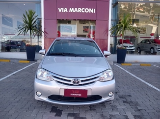 Toyota ETIOS SEDAN XLS 1.5 16V(FLEX)