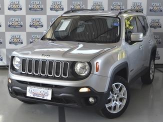 Jeep RENEGADE 2.0 16V TURBO DIESEL LONGITUDE 4P 4X4 AUTOMÁTICO