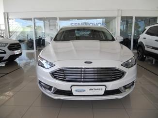Ford FUSION 2.0 SEL 16V GASOLINA 4P AUTOMÁTICO