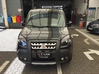 Fiat DOBLÒ 1.8 MPI ADVENTURE XINGU 16V FLEX 4P MANUAL