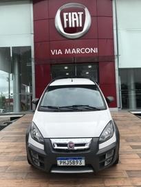 Fiat IDEA 1.8 MPI ADVENTURE 16V FLEX 4P MANUAL