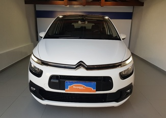 Citroën C4 Picasso 1.6 Seduction 16V Turbo Gasolina 4P Automatico