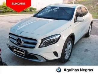 Mercedes Benz GLA 200 1.6 CGI Advance 16V Turbo