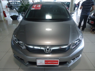 Seminovo CIVIC LXS 1.8 FLEX LXS