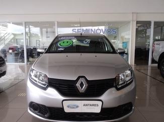 Renault SANDERO 1.0 AUTHENTIQUE 16V FLEX 4P MANUAL