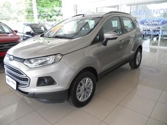 Ford ECOSPORT 1.6 SE 16V FLEX 4P AUTOMATICO