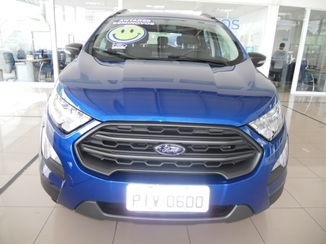 Ford ECOSPORT 1.5 TIVCT FLEX FREESTYLE AUTOMATICO
