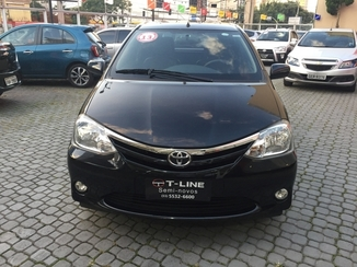 Toyota ETIOS 1.5 XLS 16V FLEX 4P MANUAL