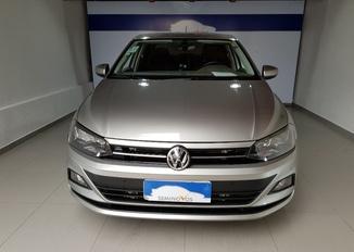 Volkswagen Virtus Comfortline Tsi Turbo Automatico 4P