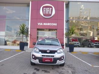 Fiat UNO 1.3 FIREFLY FLEX SPORTING 4P GSR