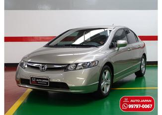 Honda Civic LXS 1.8 Flex Aut.