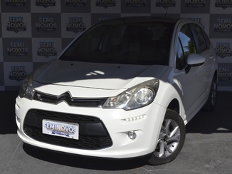 Citroën C3 1.5 TENDANCE 8V FLEX 4P MANUAL