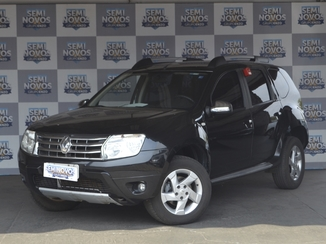 Renault DUSTER 2.0 DYNAMIQUE 4X2 16V FLEX 4P MANUAL